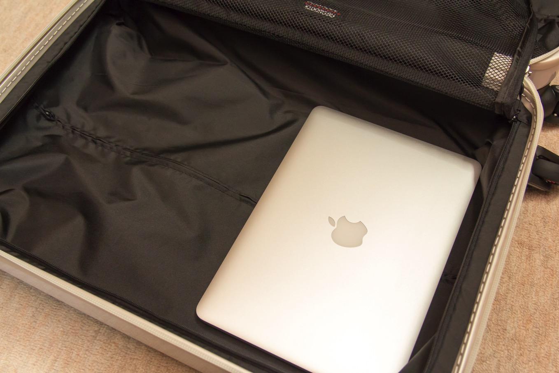 macbookpro入れてみました