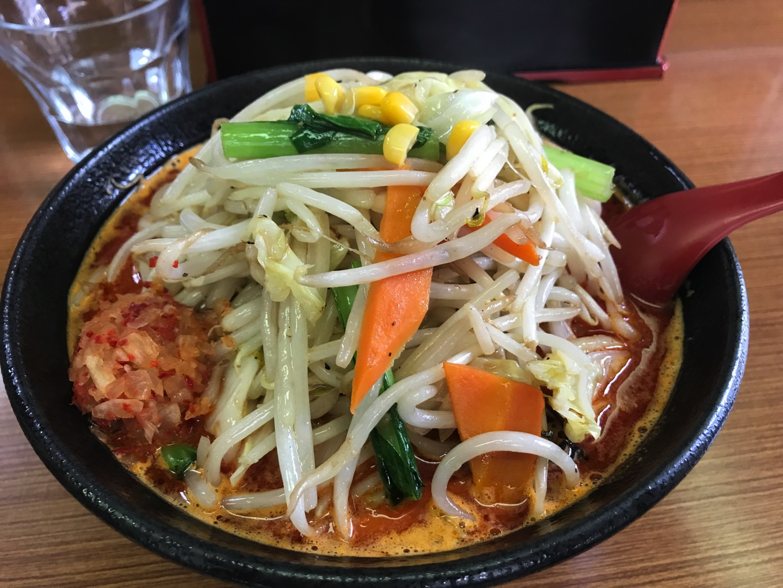 辛タンちゃん麺