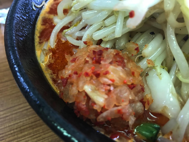 辛タンちゃん麺3