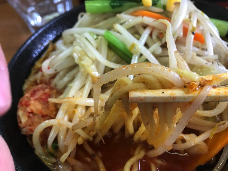 辛タンちゃん麺2